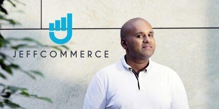 Rishi van Jeff Commerce