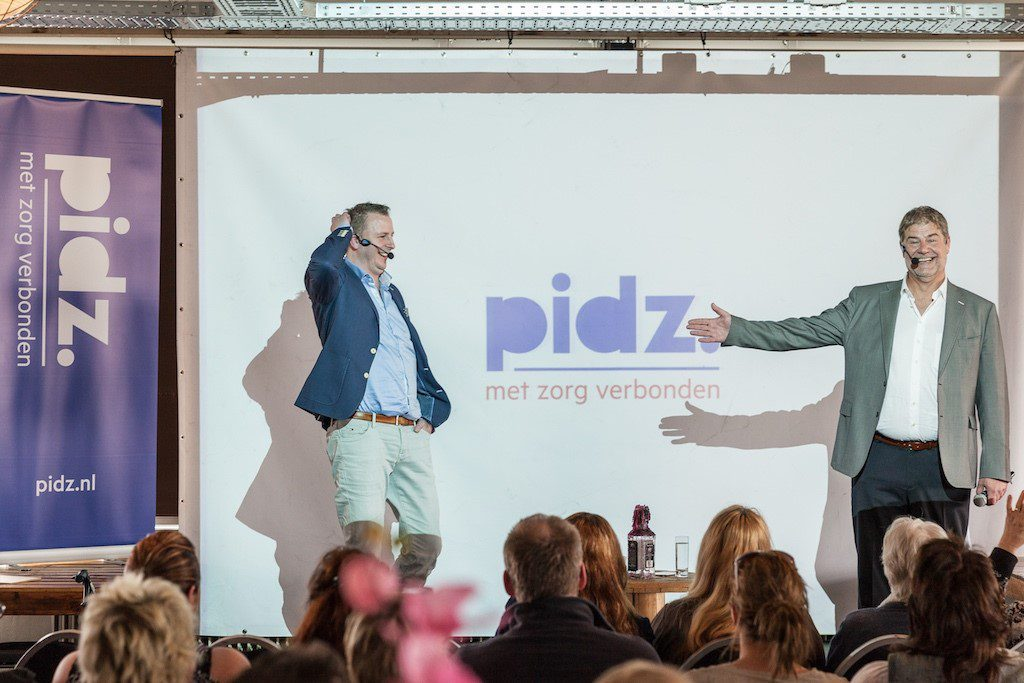 Ron en Fass PIDZ presentatie